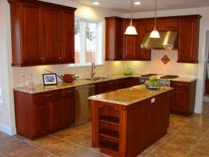 Kitchen three small