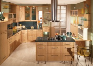 Kitchen two modern